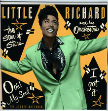 R&B REPRO:LITTLE RICHARD - Ooh! My Soul/I Got It ALTERNATIVE CUTS! BLACK WAX