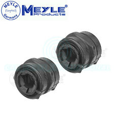2x Meyle ARB Anti Roll Bar Bushes Front Axle Left and Right No: 11-14 615 0003
