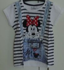 New Minnie Mouse Top/Tshirt  4-5years