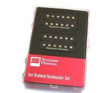 11108-13-B Seymour Duncan Hot Rodded Humbucker Pickup Set SH4 SH-2n