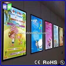 LED Magnetic Board Picture Frame LED Advertising Light Box LED Light Panel