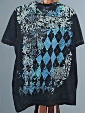 """Filter Limited Edition Graphic Tee Mens T Shirt L Cross Short Sleeve 42"""" Chest"""