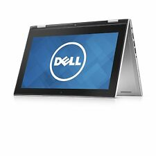 "DELL 11.6"" 2-in-1 Touchscreen 2.16GHz 4GB 500GB HDD Win 8 Laptop (i3147-3750sLV)"