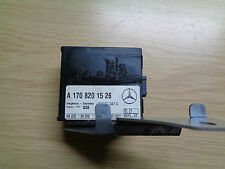 MERCEDES CLK W208 ANTI THEFT ALARM CONTROL MODULE UNIT A1708201526