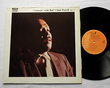 Bud POWELL Swingin' with Bud (Vol.2) FRENCH LP RCA FXM1 7312 (1976-77?) NMINT