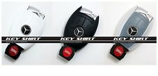 NEW KEY SHIRT REMOTE COVER SILICONE FOR MERCEDES BENZ A B C E S CLASS