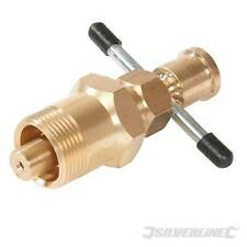 Solid Brass Olive Puller ( copper pipe Compression fittings remover tool Plumber