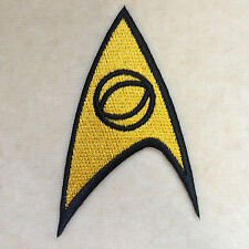 STAR TREK MEDICAL AMERICAN SCIENCE FICTION EMBROIDERY IRON ON PATCH BADGE