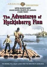 The Adventures of Huckleberry Finn,New DVD, Hodges, Eddie, Moore, Archie, Randal