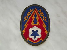 (A6-BN25) USA Abzeichen WWII Original European Theater of Operations