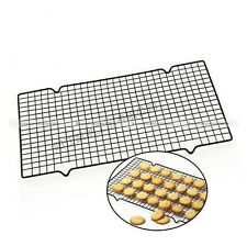 25*40CM Perfect Results Nonstick Cake Cookies Baking Cooling Grid Rack New S3