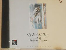 BOB WILBER AND BECHET LEGACY - CD Limited Edition