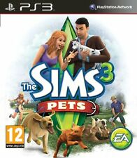 The Sims 3 Pets PS3 Sony Playstation 3 Brand New Sealed