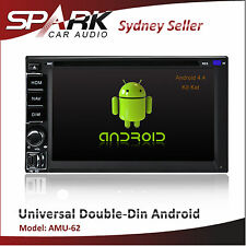 SP ANDROID DOUBLE DIN Navigation Multimedia System with GPS DVD IPOD BLUETOOTH