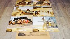 SAHARA ! mcCONAUGHEY  p CRUZ  jeu  photos cinema lobby cards