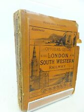 THE OFFICIAL GUIDE TO THE LONDON AND SOUTH-WESTERN RAILWAY.