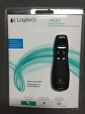 Logitech Wireless Presenter R400 Präsentations-Fernsteuerung Laserpointer OEM
