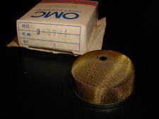 OMC 383784 SCREEN VALVE HOUSING Johnson Evinrude Vintage Outboard Gear case