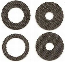 Carbontex Smooth Drag washer kit set Shimano Calcutta TE300 TE400 400LJV Carbon