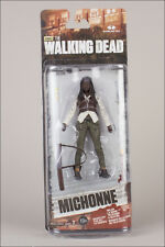 "MICHONNE THE WALKING DEAD TV SERIES 7, 5"" ACTION FIGURE MCFARLANE TOYS"
