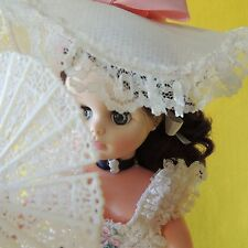 Vintage Effanbee Passing Parade Civil War Lady Doll with Box