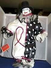 VINTAGE SCARY CREEPY CIRCUS PARADE CLOWN COLLECTION