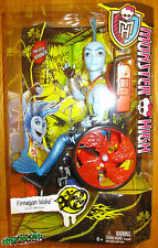MONSTER HIGH FINNEGAN WAKE DOLL EXCLUSIVE BOY GLOBAL FAN VOTE WINNER IN STOCK!