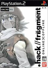 Used PS2 .hack// fragment   Japan Import (Free Shipping)、
