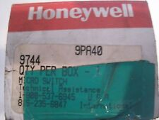 NEW HONEYWELL 9PA40 MICROSWITCH