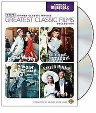 NEW - TCM Greatest Classic Films Collection: American Musicals