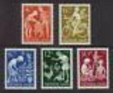 Nederland  779-783  KINDERZEGELS 1962 luxe postfris