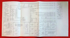 1977 Ford L Series Truck (CTY DEL) Electrical Systems Wiring Diagram's OEM 5 pgs