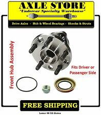 Premium New Front Wheel Hub & Bearing Kit GM J-Body Cars with Warranty