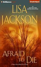 Selena Alvarez/Regan Pescoli: Afraid to Die 4 by Lisa Jackson (2015, CD,...