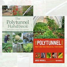 Polytunnel Book Fruit 2 Books Collection Set The Polytunnel Handbook, New