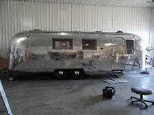 1966 28ft. airstream ambassador polished, 70 % finished ready to make your own