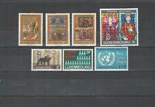 P9970 - LUSSEMBURGO 1970 -N. 760/63,71/73 - SERIE NUOVA COMPLETA*- VEDI FOTO