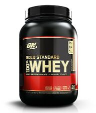 Optimum Nutrition ON Gold Standard 100% Whey Protein-2lbs Doublle Rich Chocolate