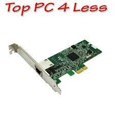 Dell Broadcom Single Port Gigabit Ethernet LAN 10/100/1000 NIC PCI-E Card OJ5P32
