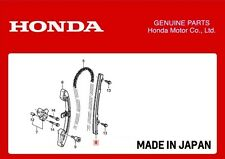 ORIGINALE Honda TIMING CHAIN KIT Jazz Fit CITY CIVIC 1.2 1.4 1.5 L12A L13A l15a
