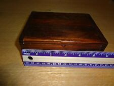 Vintage music box American made Reuge Swiss movement