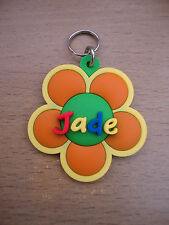 * Name Keyring * Jade ** NEW ** Book Bag Tag * Birthday Gift * Christmas *