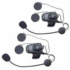 SENA SMH5 Dual Kit Bluetooth Headset & Intercom Motorcycle 2017 UK Stock (NEW)