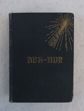 Lew Wallace Ben-Hur A Tale of Christ Harper & Brothers 1880