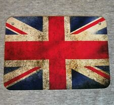Metal Sign UNION JACK flag United Kingdom Royal UK man cave british territories