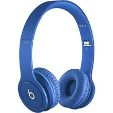 Brand NEW Beats by Dr.Dre Beats Solo HD On-Ear Headphone Drenched in Blue Matte