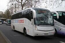 National Express liveried FJ60HYL 6x4 Quality Bus Photo