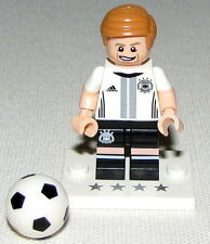 LEGO NEW DFB SERIES 71014 GERMAN SOCCER TEAM MINIFIGURE Marco Reus #21 PLAYER