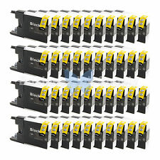 40 BLACK LC71 LC75 Compatible Ink Cartridge for Brother LC75BK HIGH YIELD LC71BK