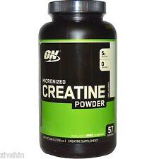Optimum Nutrition, Micronized Creatine Powder,300 g ,Direct manufacturer